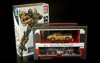 Transformers STUDIO SERIES 19 BUMBLEBEE VOL. 1 RETRO ROCK GARAGE SDCC 2018 Ex