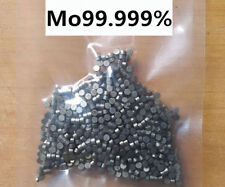 10grams High Purity 99.999% Molybdenum MO Metal Lumps Vacuum packing