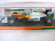 Spark models Force India VJM04 No:14 Monaco GP 2011 Adrian Sutil S3024