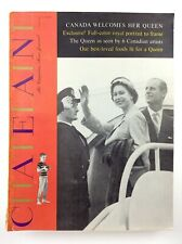 Vintage June 1959 Chatelaine Large Queen Elizabeth Magazine Vol 32 Number 6 K528
