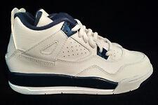 Air Jordan Retro IV 4 Size 1.5 Youth 1.5Y White Legend Blue LS BP PS