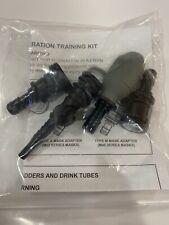 Camelbak Hydrolink Conversion Kit w/ Bladder Bite Valve Hydration Adapter CBRN