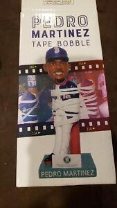 PEDRO MARTINEZ Boston Red Sox 1999 All-Star Game Taped MLB Bobblehead. Sga
