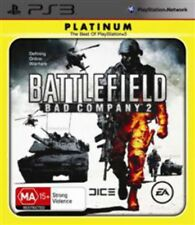 Battlefield Bad Company 2 PS3 Game USED