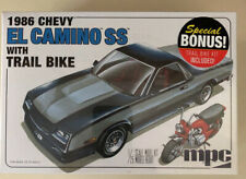 MPC 1/25 Chevrolet El Camino SS 1986 Plastic Model Kit MPC888 New Sealed Box