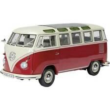 Bus miniatures rouges VW
