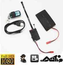 HD DIY Module SPY Hidden Camera Video MINI DV DVR Motion Remote Control 1080P 1T