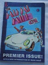 Rip Off Press Miami Mice Comic Book #1 Premier Issue Mark Bode 1985 Don Johnson