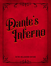 Dante's Inferno: Retro Hell-Bound Edition *NEW* Illustrated by Gustave Doré