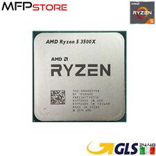 PROCESSORE AMD RYZEN 5 3500X AM4 TRAY (NO BOX) 6 Core 3,6Ghz. CPU