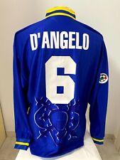 Maglia Chievo Verona 1998 1999 Nr 6 D'Angelo  match worn shirt jersey camiseta