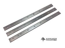 "13"" inch Planer Blades Knives for Dewalt DW735, DW735X, replaces DW7352 Set of 3"
