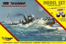 Mirage 845091, SCALE 1/350 [MODEL SET] A 86 German Torpedoboat A/III Class