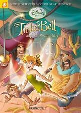 Disney Fairies Graphic Novel #5: Tinker Bell and the Pirate Adventure-ExLibrary