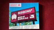 MINISTRY OF SOUND-SESSIONS-MIXED BY SEAMUS HAJI