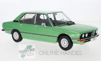 BMW 5er E12 metallic-hellgrün 1973  1:18 MCG 18119 Neu OVP