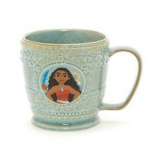 Disney Store New Moana Wave Mug Maui Pua Hei Hei Coffee Cup Tea