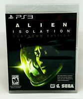 Alien: Isolation - Nostromo Edition - PS3 - Brand New   Factory Sealed