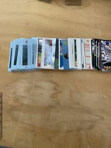 70 Assorted Jose Canseco A's & Red Sox Baseball Cards MINT Broder Donruss Fleer