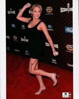 Alexa Vega Signed Autographed 8X10 Photo Sexy Pose Red Carpet GV830976