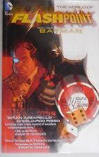 The World of Flashpoint Freaturing Batman trade paperback Azzarello Risso