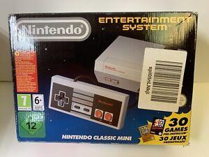 Nintendo Classic Mini NES System 30 Video GAME SYSTEM AUTHENTIC