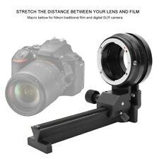 Macro Extension Bellows Tube for Nikon F Mount Lens D90 D80 D7000 D5300 D5200