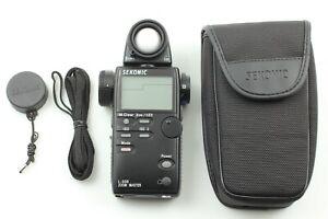 [MINT w/ Case] Sekonic L-508 Zoom Master Digital Light Exposure Meter JAPAN