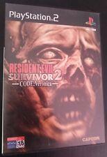 Resident Evil Survivor 2 Code Veronica PS2