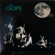 THE CROPS (self-titled)-NM1988LP EMBOSSED COVER PROMO w/LYRICS & PROMO SHEETS