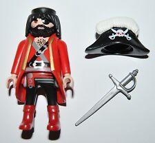 33026 Capitán pirata playmobil,pirate,corsario,corsair,pirate captain