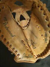 Vintage Leather Johnny Walker Baseball Glove Mitt Antique made in Japan BLL50