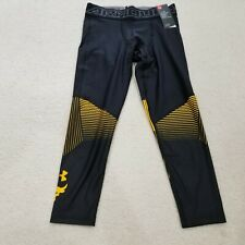 NWT Under Armour x Project Rock Athletic Pants Mens Size SM  Graphics