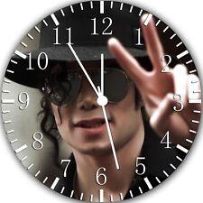 "Michael Jackson wall Clock 10"" will be nice Gift and Room wall Decor X55"