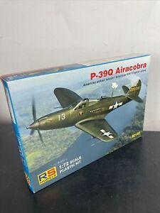 RS Models 1/72 Bell P-39Q Airacobra # 92142