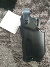 Safariland Glock 17 22 31 SLS Holster Glock 10 Light 6280-837 Blck Leather LH