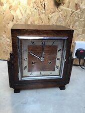 Art Deco 1930s inglés Reloj de coronel