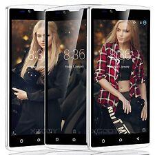 "5.0""Unlocked Android Cheap Smartphone 2Sim/4Core GPS WIFI Cell phone 5.0MP XGODY"