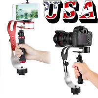 Mini Handheld DSLR Camera Stabilizer Support Canon Nikon Sony Gopro DV DSLR SLR
