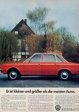 VW-K70-1974-Reklame-Werbung-vintage print ad-Vintage Publicidad