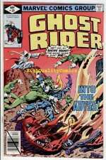 GHOST RIDER #39, VF/NM, Suicide Squad, Movie, 1973, Cycle, Into the Abyss