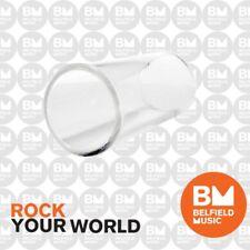 Ernie Ball 4227 Slide Guitar Slider Glass Small Pyrex 48mm Long 4mm Thick