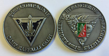 CHALLENGE COIN: FRENCH FOREIGN LEGION - 2e REP (3e CIE)