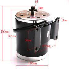 500w 24v Dc Electric Motor My Zy 1020 W Bracket For Diy Scooter E Bike Go Kart