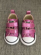Converse Baby Shoes 0-3 Months - Girls