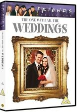 Friends Collection: The One With All the Weddings [DVD] New PAL Region 2