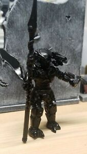 Custom Cast Tall Shadow Predator compatible with Mega Construx