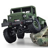 Heng Long 1:16 Radio Remote Control 3853A Military Truck Car Tank 4WD UK SELLER