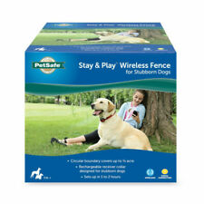 New listing PetSafe Pif00-13663 Stay and Play Wireless Fence for Stubborn Dogs