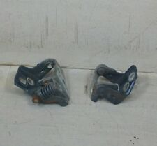 Chevy Lumina left Rear Door Hinges 1995-2001 OEM Blue J3303 4 Door Sedan Used